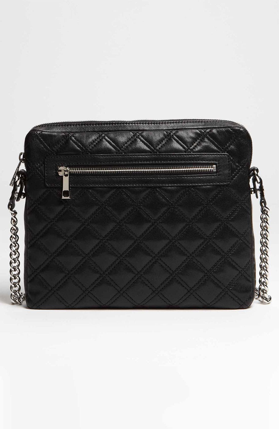 Alternate Image 4  - MARC JACOBS 'Quilting' Leather iPad Case