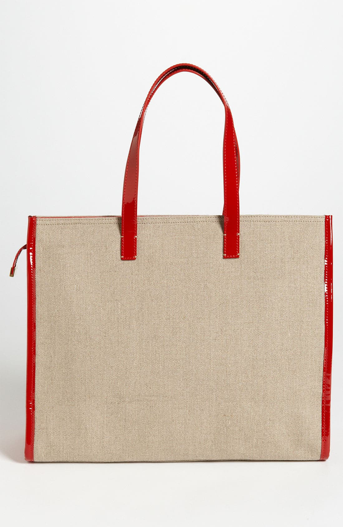 Alternate Image 4  - Fendi Linen Tote