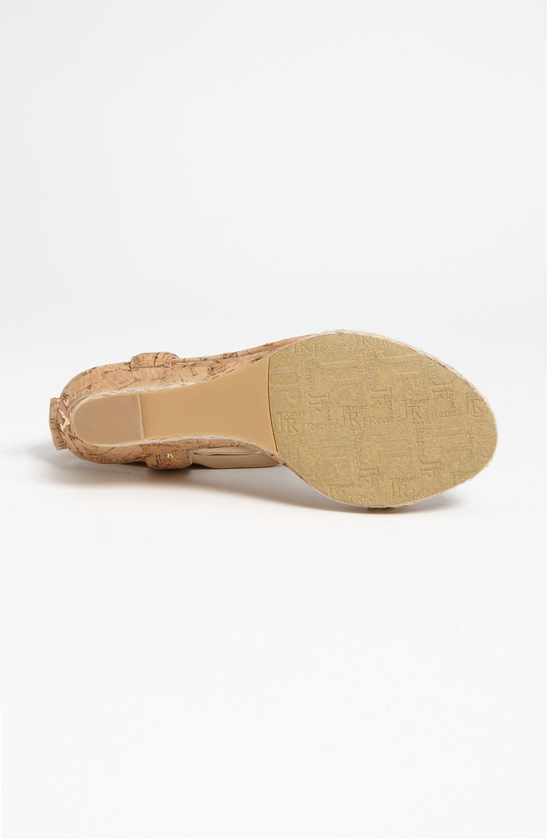 Alternate Image 4  - J. Reneé 'Flax' Sandal