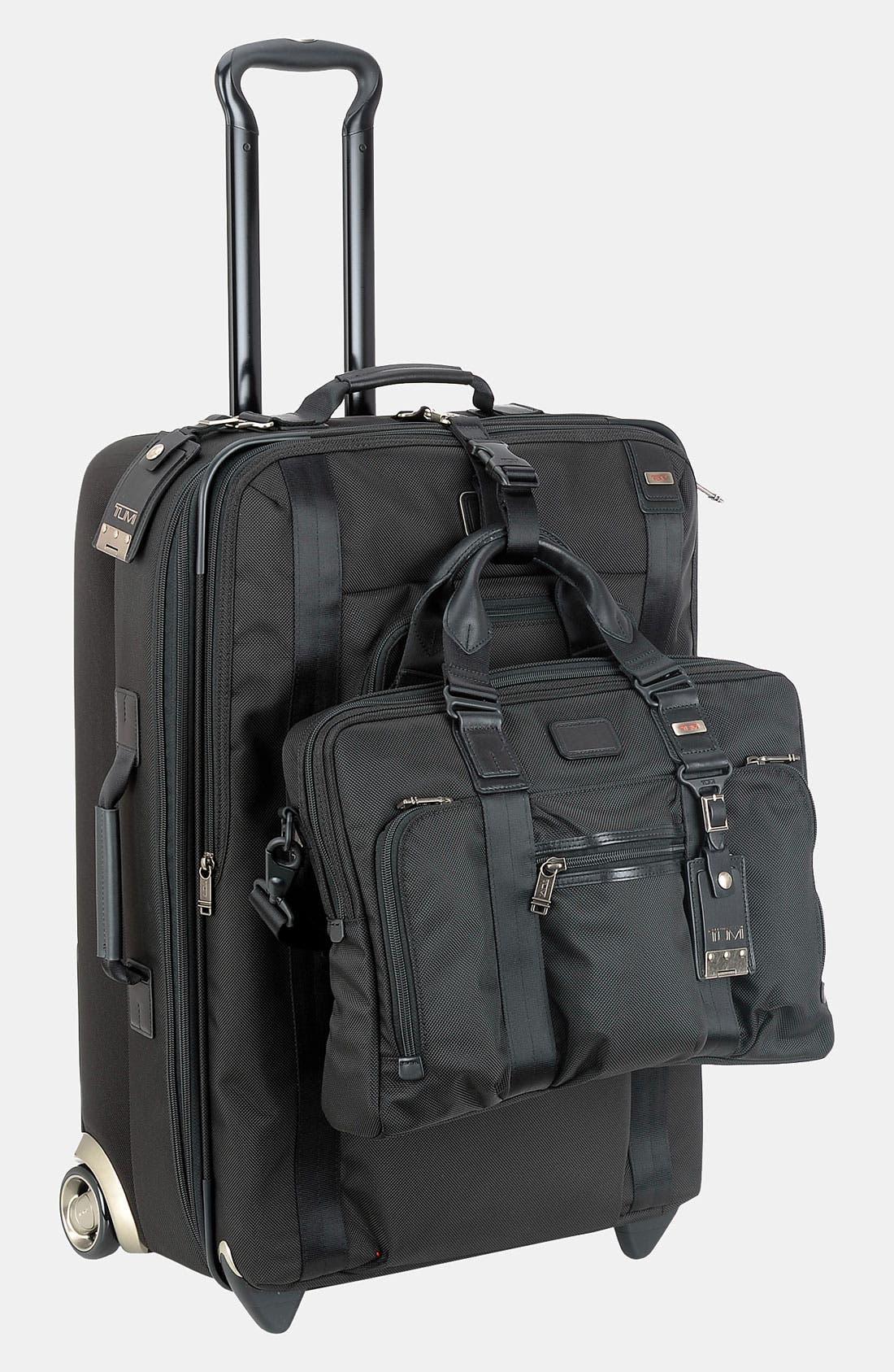 Alternate Image 5  - Tumi 'Alpha Bravo Vance' Checked Packing Case