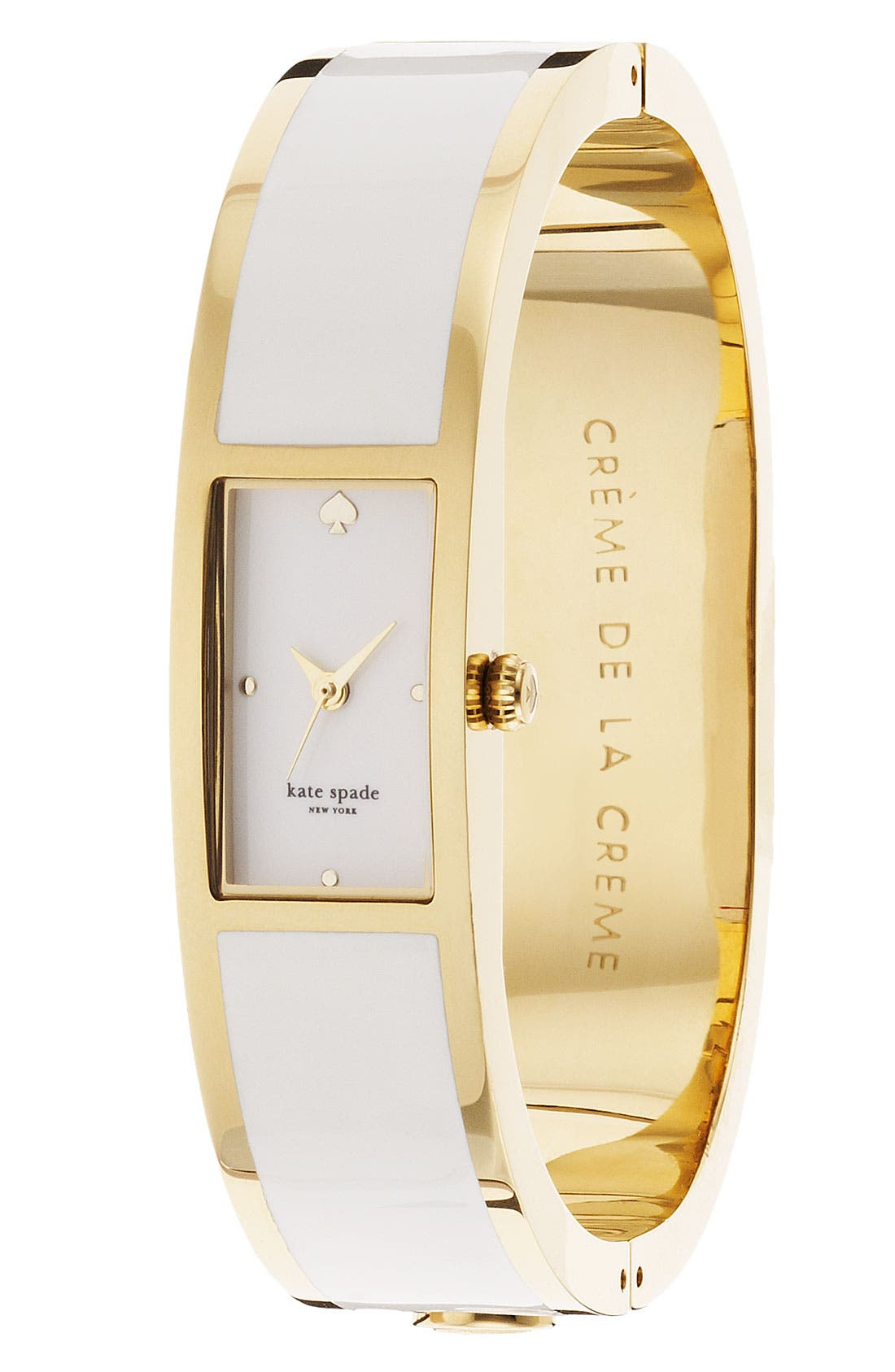Alternate Image 2  - kate spade new york 'carousel' bangle watch, 15mm x 16mm