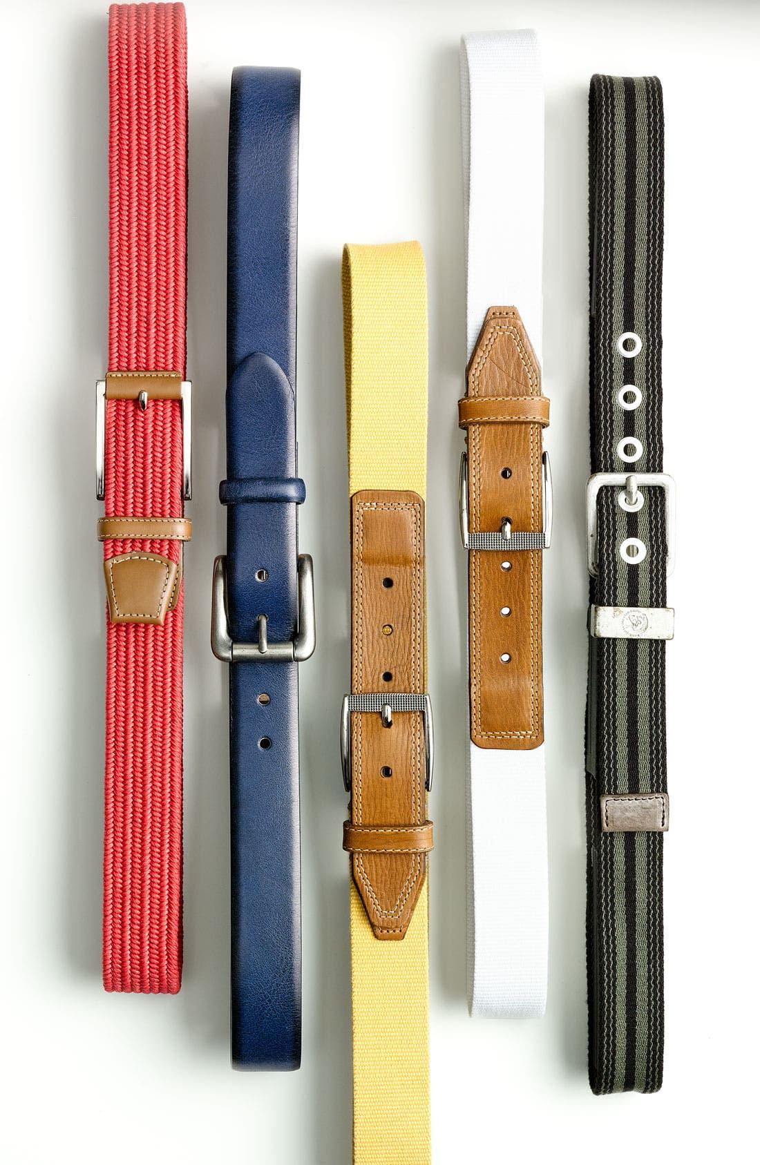 Alternate Image 2  - Martin Dingman 'Yale' Belt