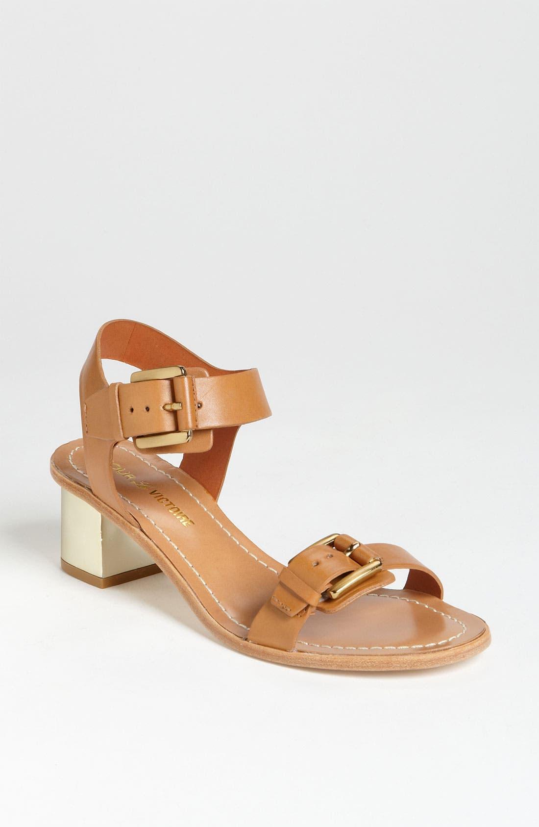 Alternate Image 1 Selected - Pour la Victoire 'Ilissa' Sandal