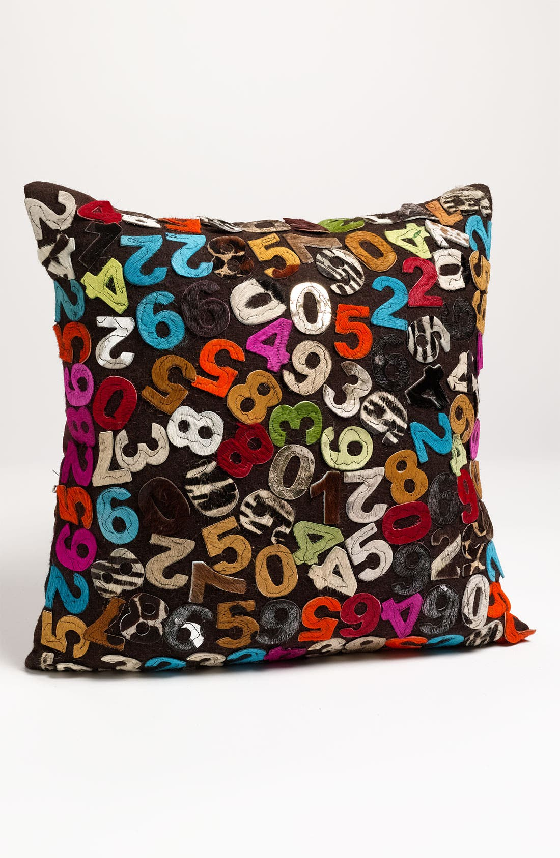Alternate Image 1 Selected - Mina Victory 'Funky Numbers' Pillow