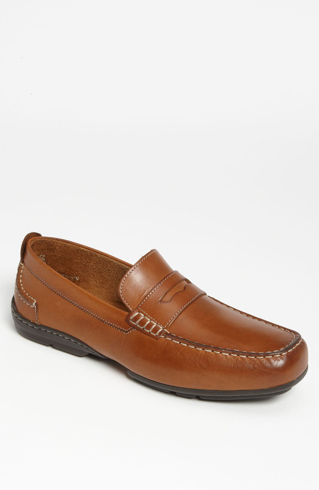 Alternate Image 1 Selected - Florsheim 'University' Penny Loafer (Online Only)