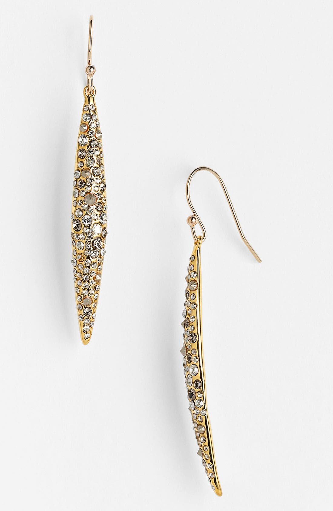 Alternate Image 1 Selected - Alexis Bittar 'Miss Havisham' Crystal Encrusted Spear Earrings