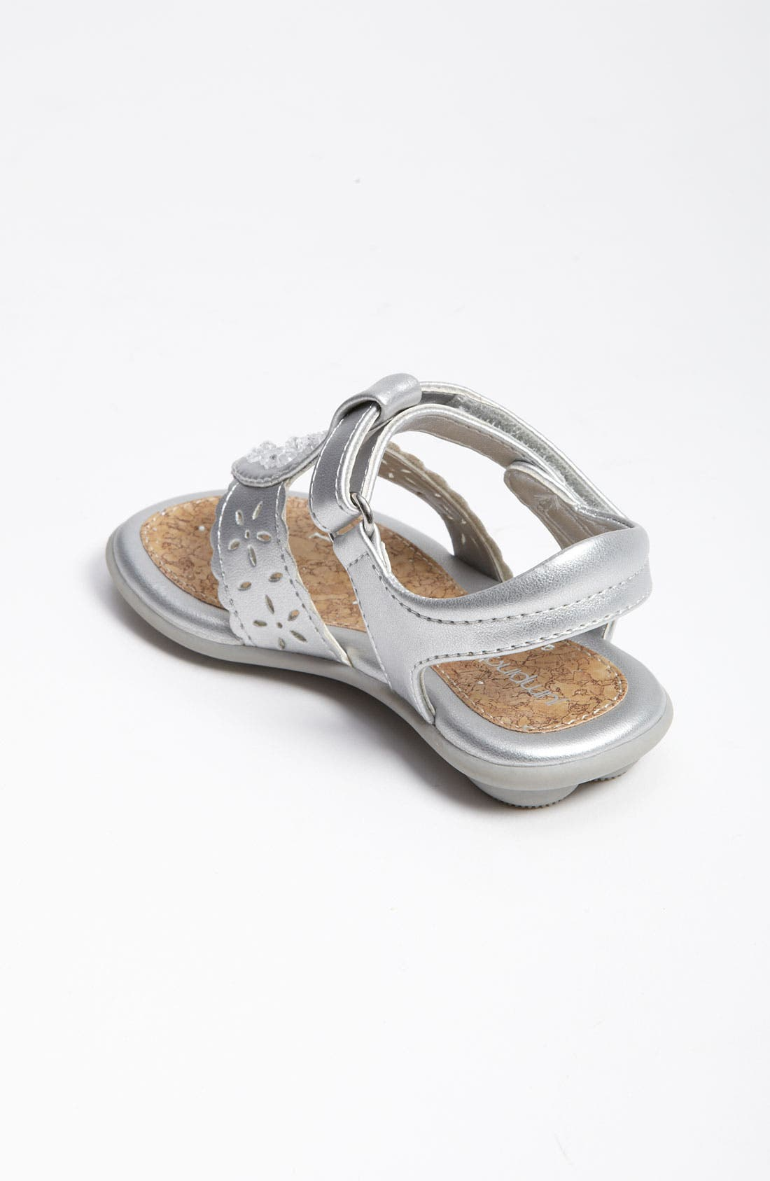 Alternate Image 2  - Jumping Jacks 'Christy' Sandal (Walker, Toddler, Little Kid & Big Kid)