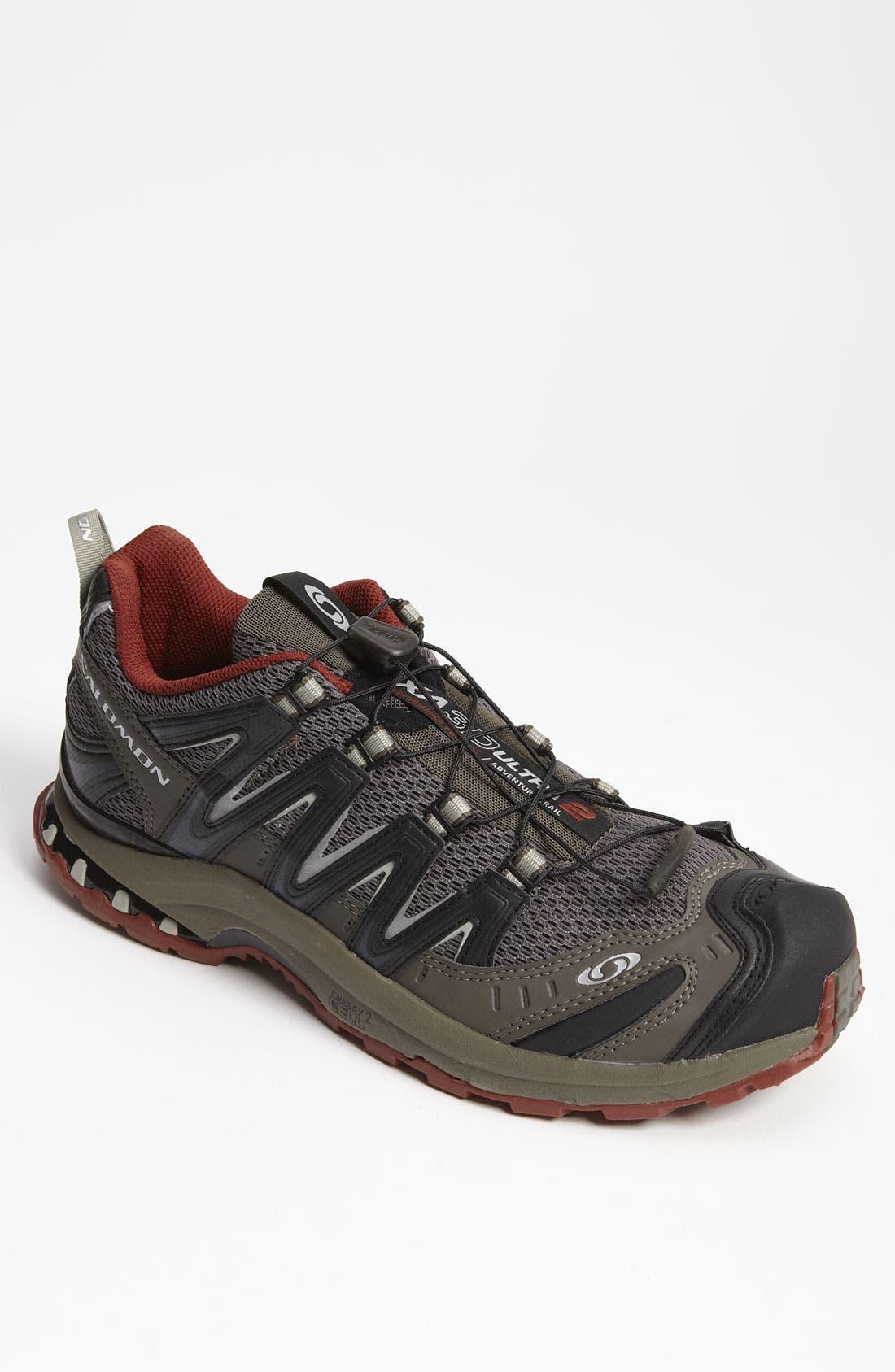 Alternate Image 1 Selected - Salomon 'XA Pro 3D' Running Shoe (Men)