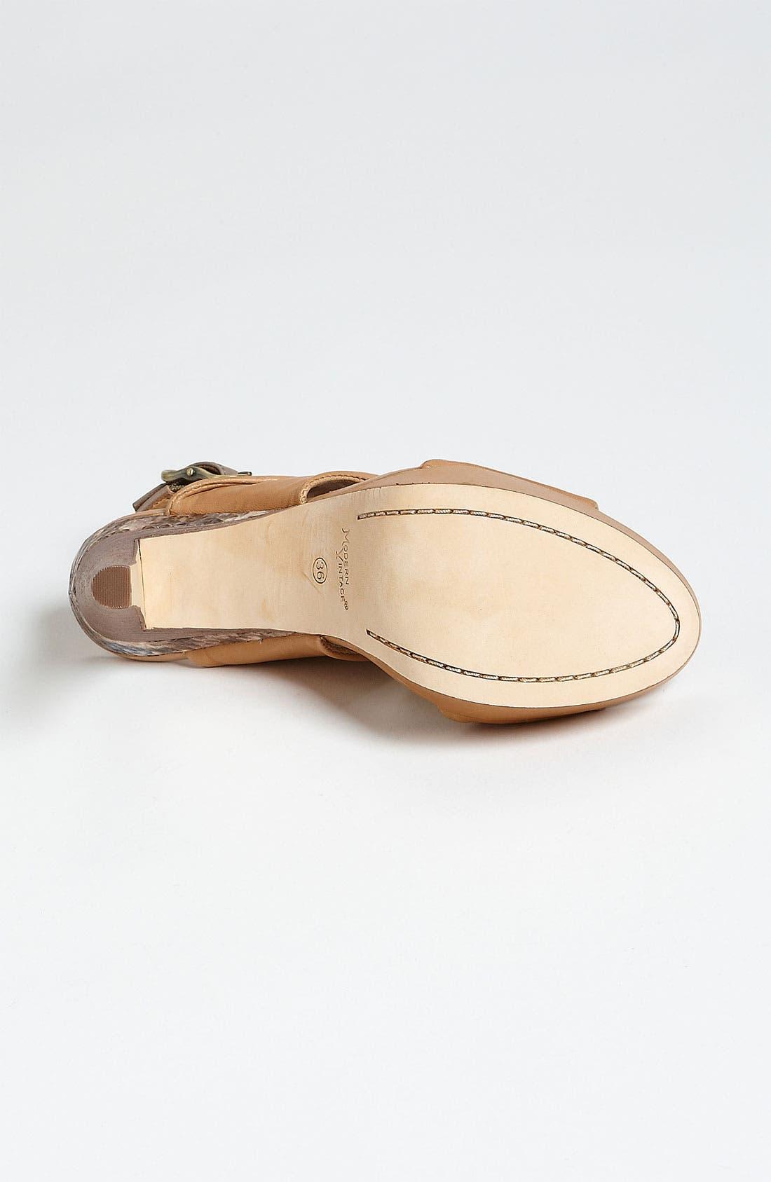 Alternate Image 4  - Modern Vintage 'Norma' Sandal