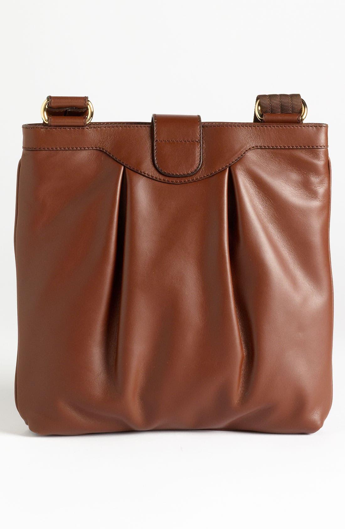 Alternate Image 4  - Salvatore Ferragamo 'Graziella' Leather Crossbody Bag