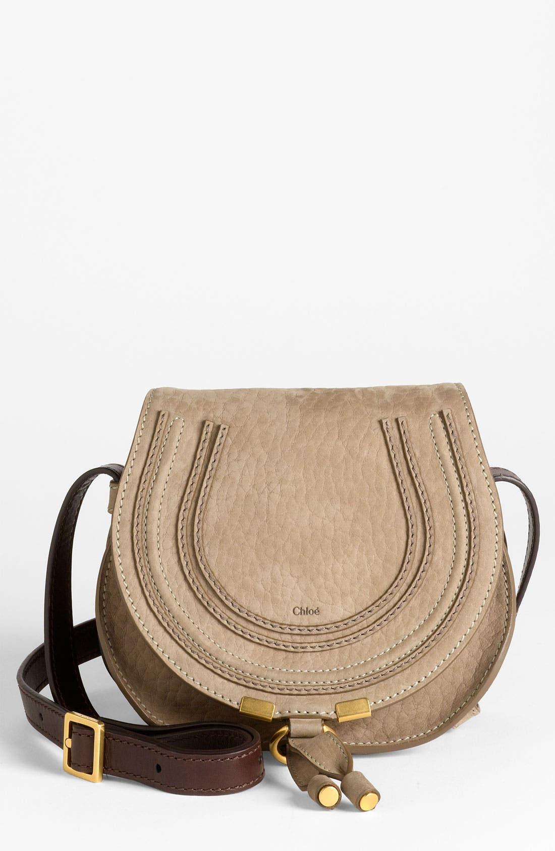 Alternate Image 1 Selected - Chloé 'Marcie - Small' Crossbody Bag