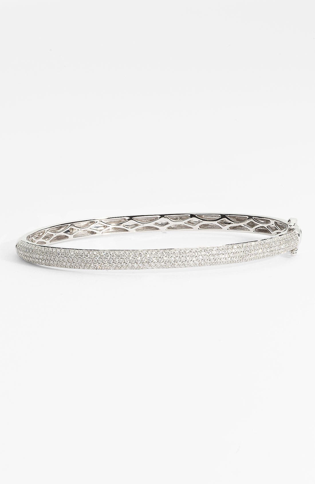 Alternate Image 1 Selected - Bony Levy 5-Row Pavé Diamond Bangle (Nordstrom Exclusive)