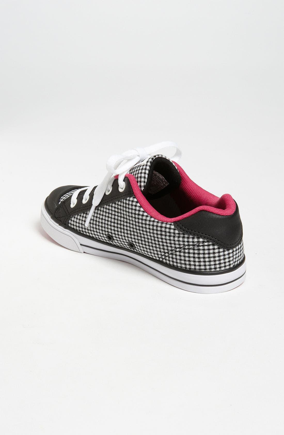 Alternate Image 2  - DC Shoes 'Chelsea Charm' Sneaker (Toddler, Little Kid & Big Kid)