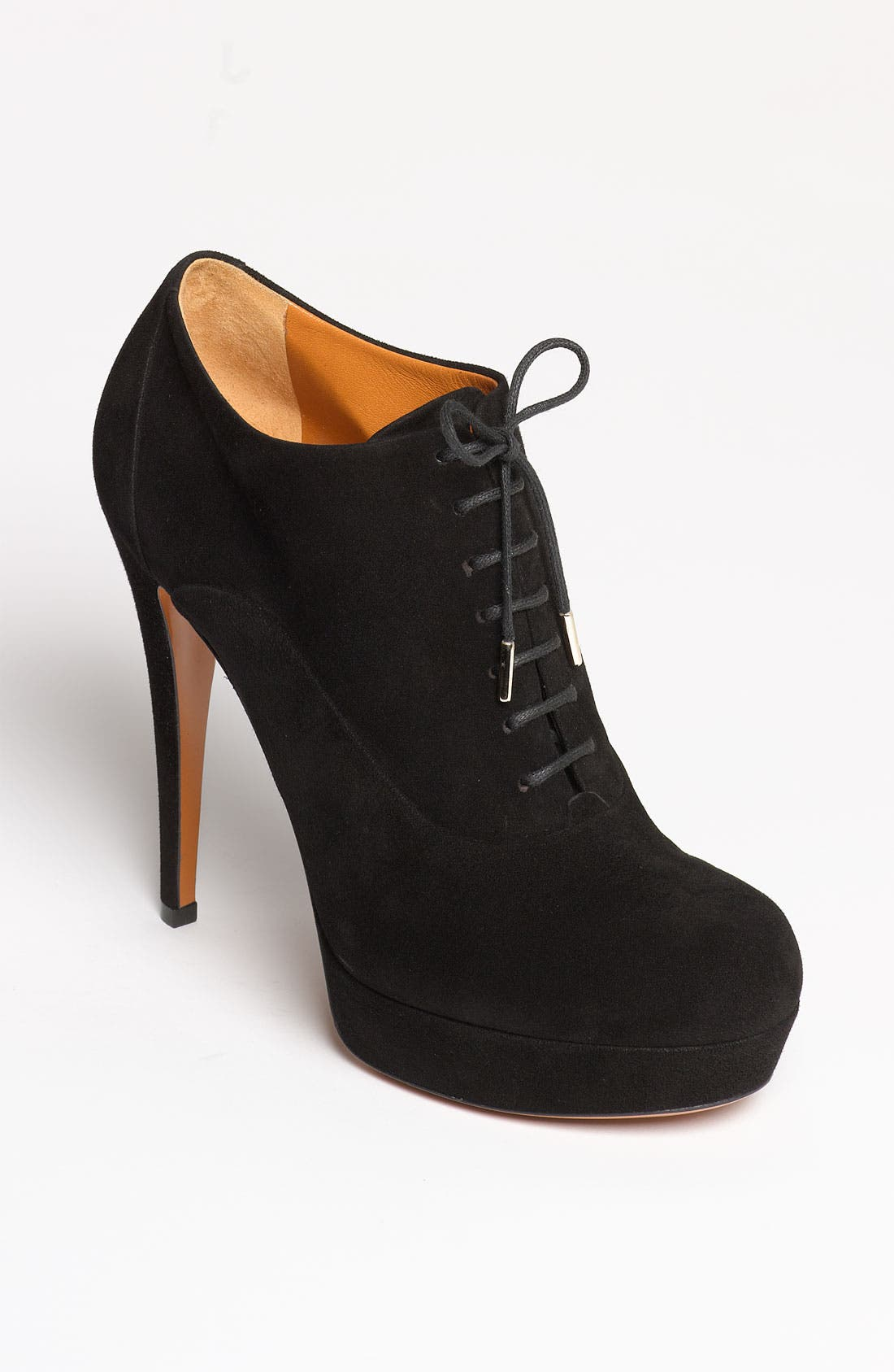 Alternate Image 1 Selected - Gucci Lace-Up Bootie
