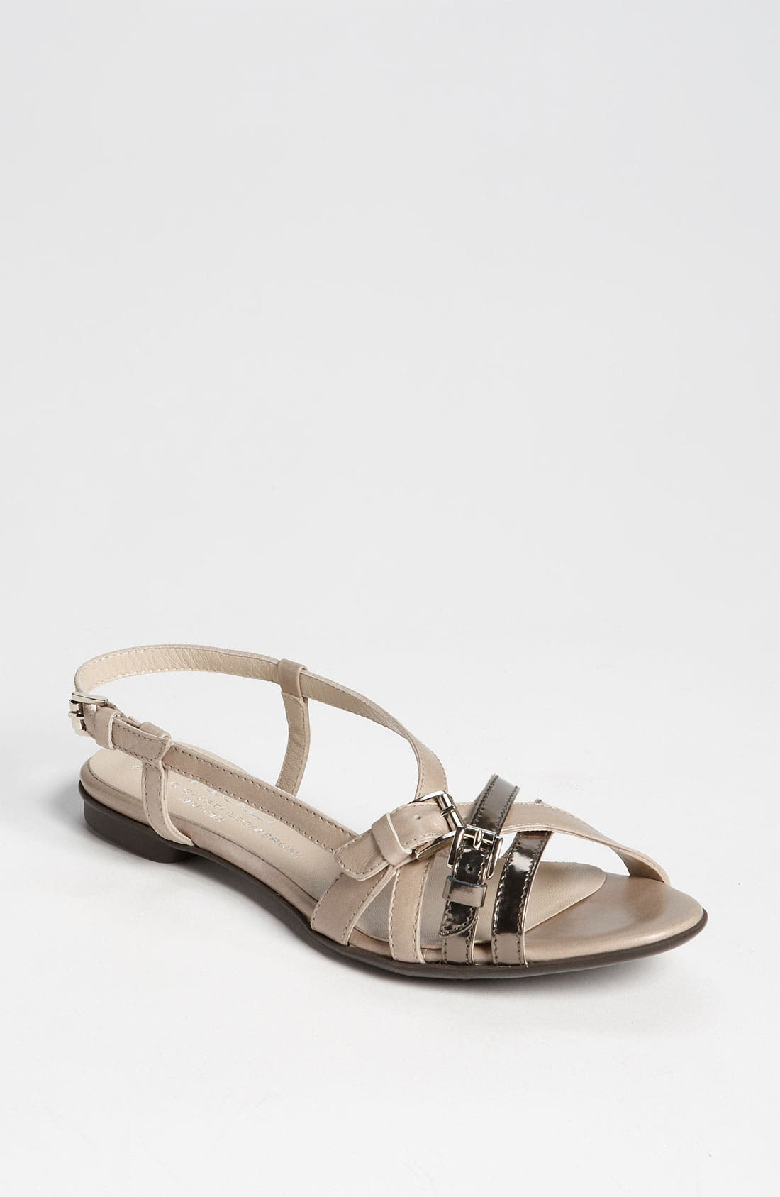 Alternate Image 1 Selected - Attilio Giusti Leombruni Belted Sandal