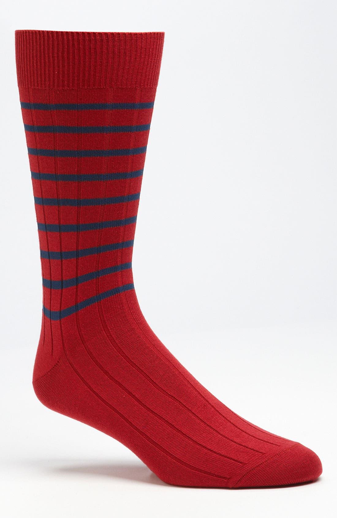 Alternate Image 1 Selected - Marcoliani Pima Cotton Socks