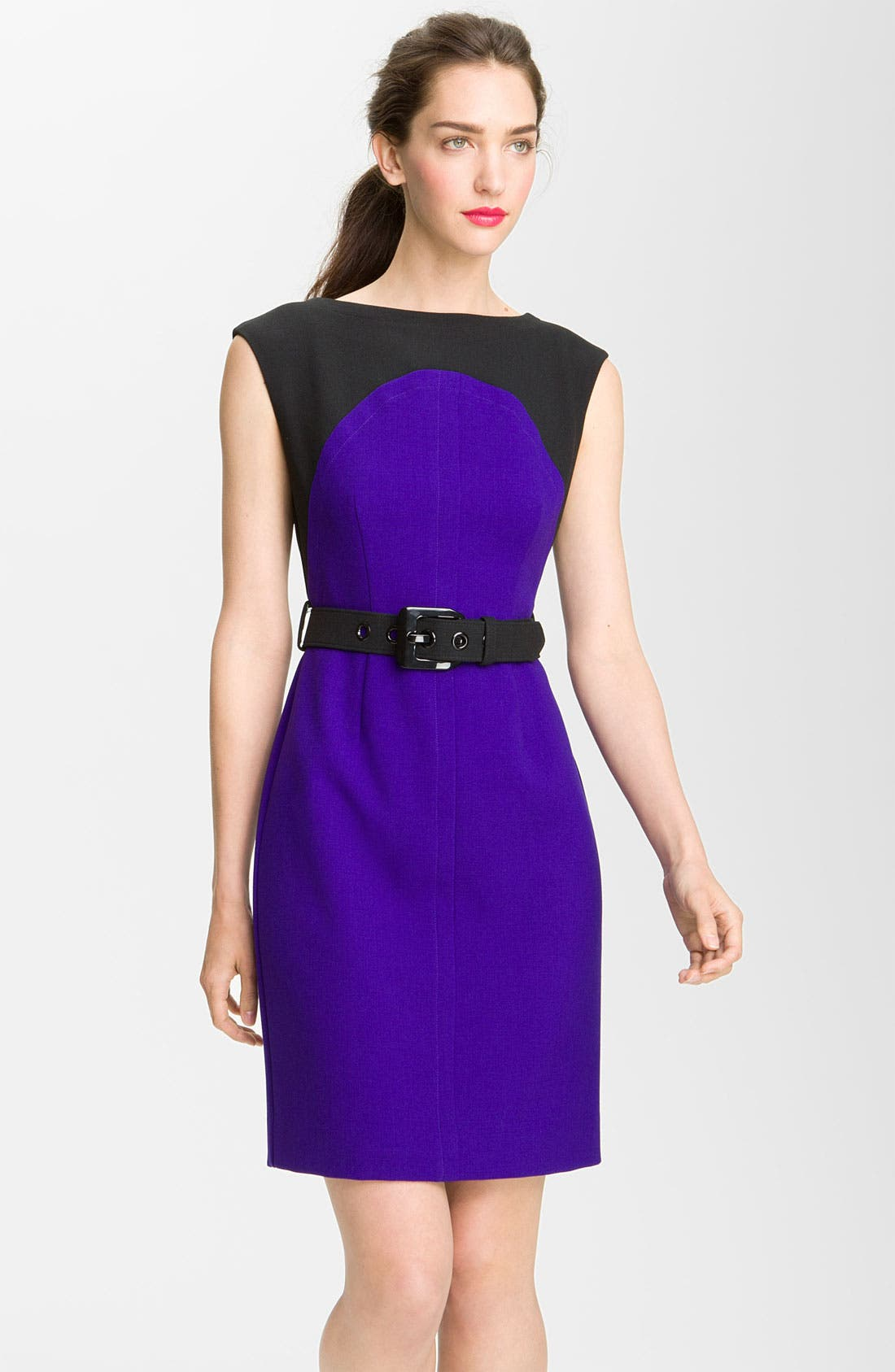 Alternate Image 1 Selected - Milly Colorblock Dress