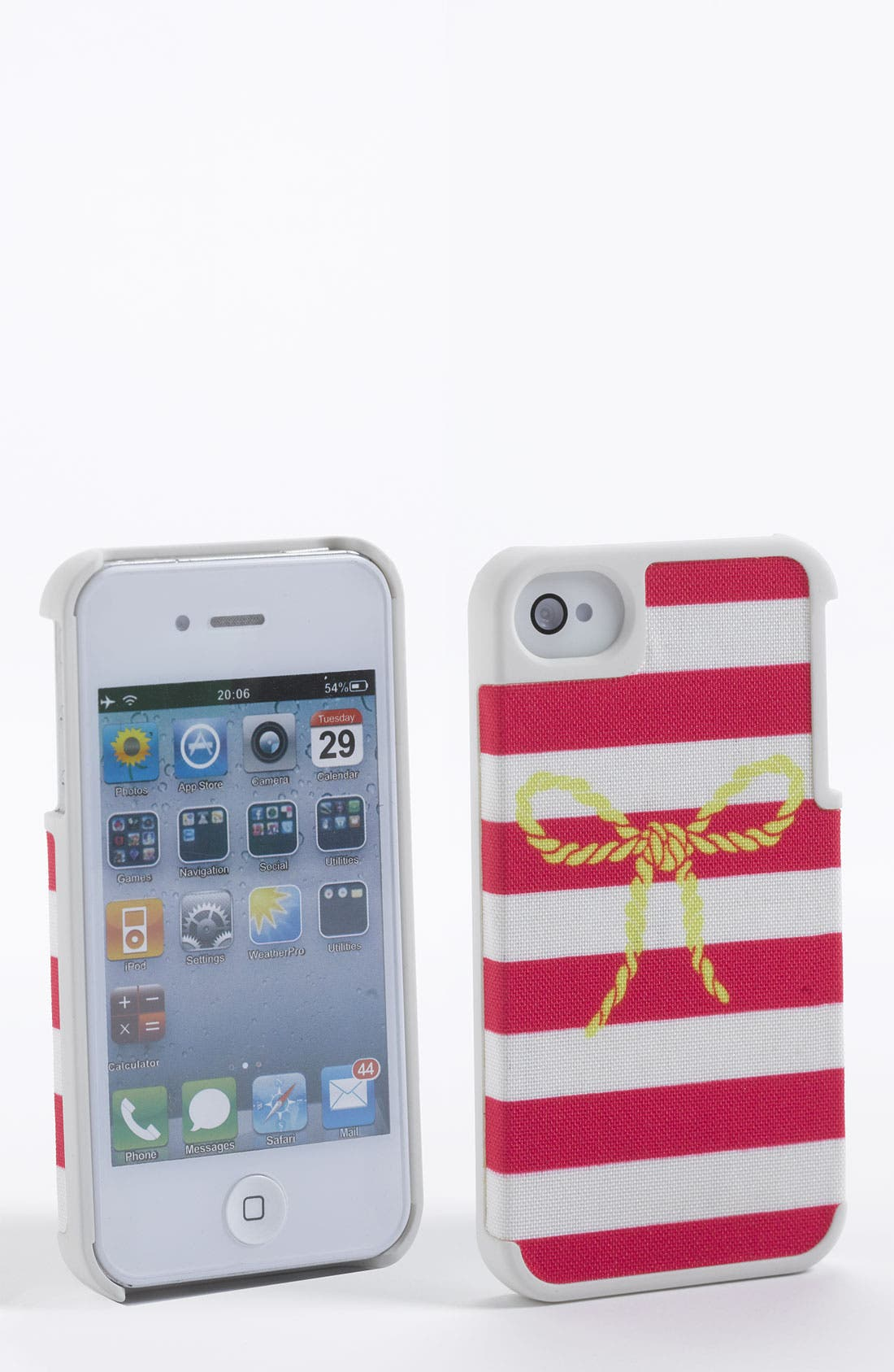 Main Image - Incipio 'Nautical'  iPhone 4 & 4S Case