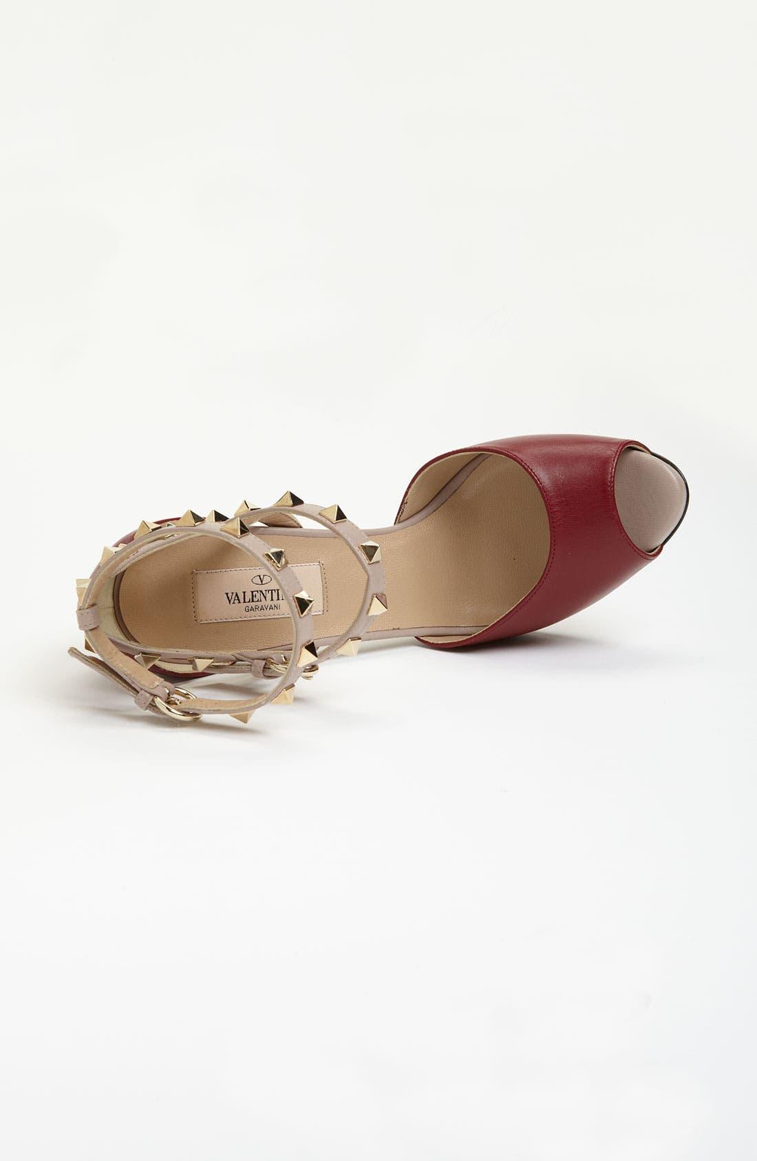 Alternate Image 3  - Valentino Stud Sandal