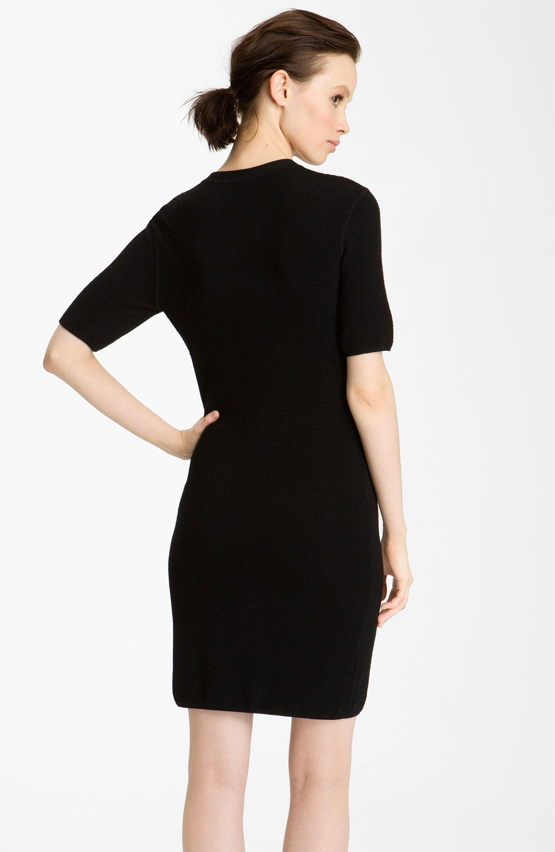 Alternate Image 2  - T by Alexander Wang Thermal Dress
