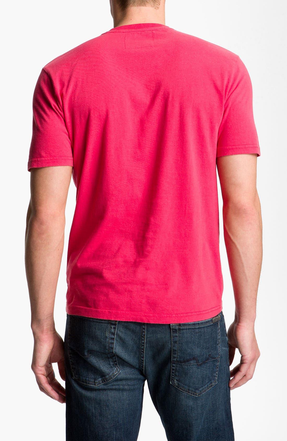 Alternate Image 2  - Red Jacket 'Portland Beavers - Brass Tack' T-Shirt
