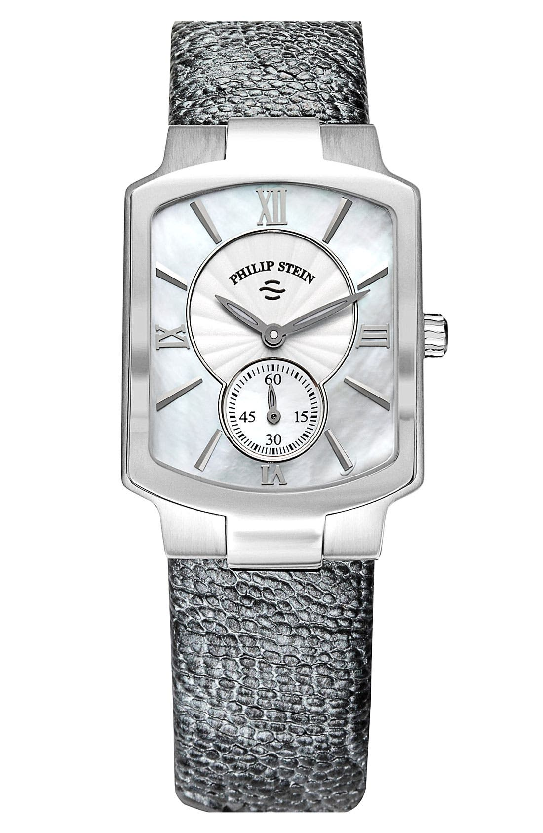 Alternate Image 2  - Philip Stein® 'Classic' Small Watch Case