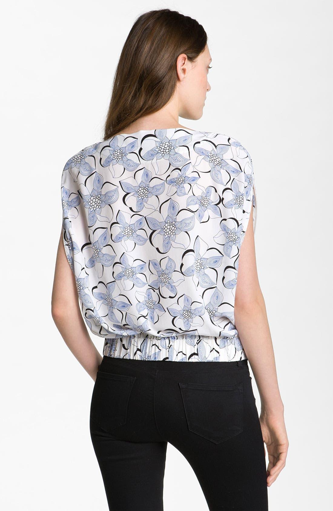 Alternate Image 2  - Diane von Furstenberg 'Tomori' Silk Top