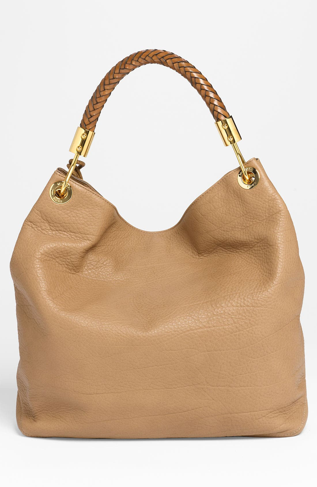 Alternate Image 4  - Michael Kors 'Skorpios - Large' Leather Hobo
