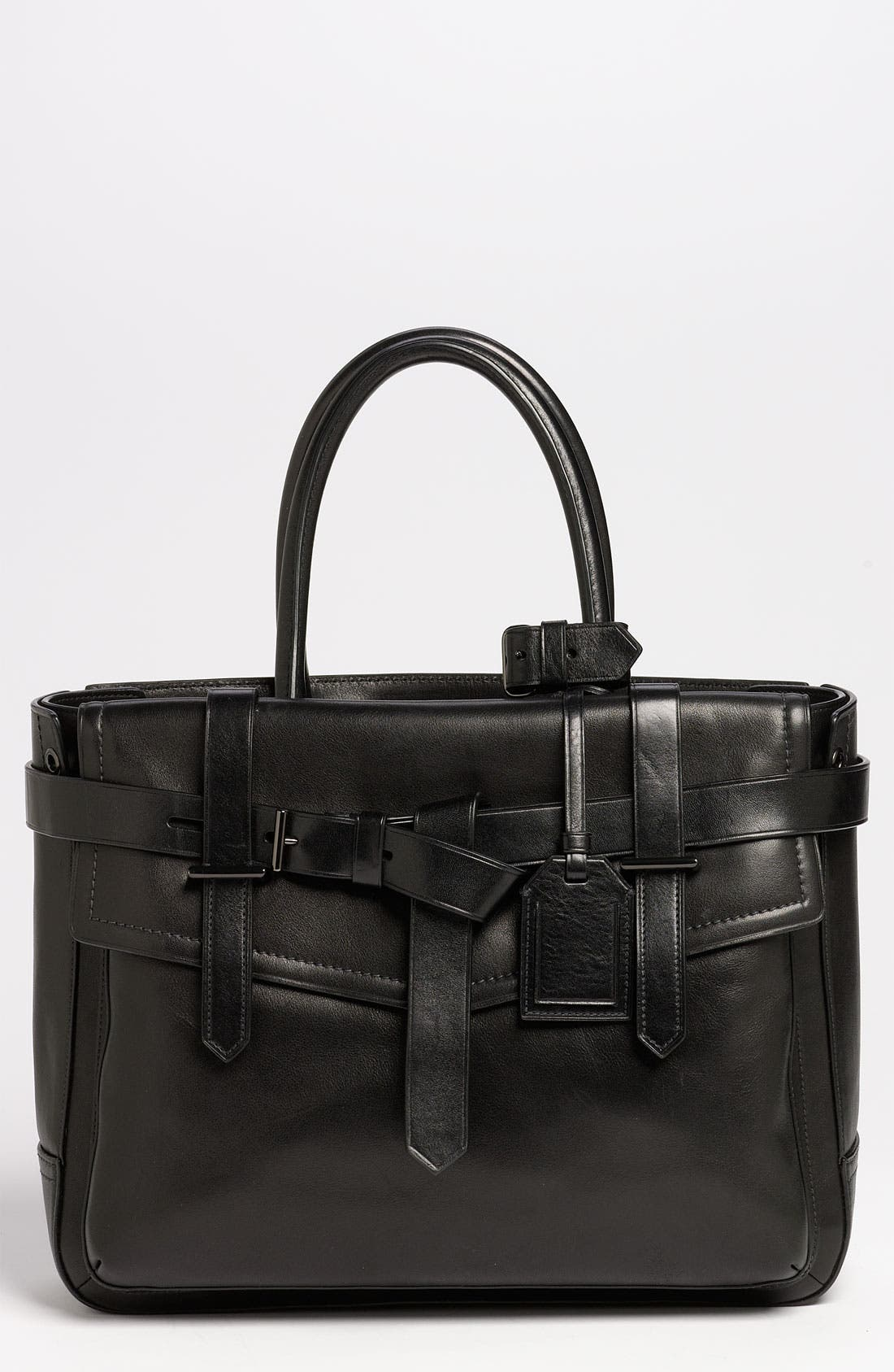 Main Image - Reed Krakoff 'Boxer' Leather Satchel