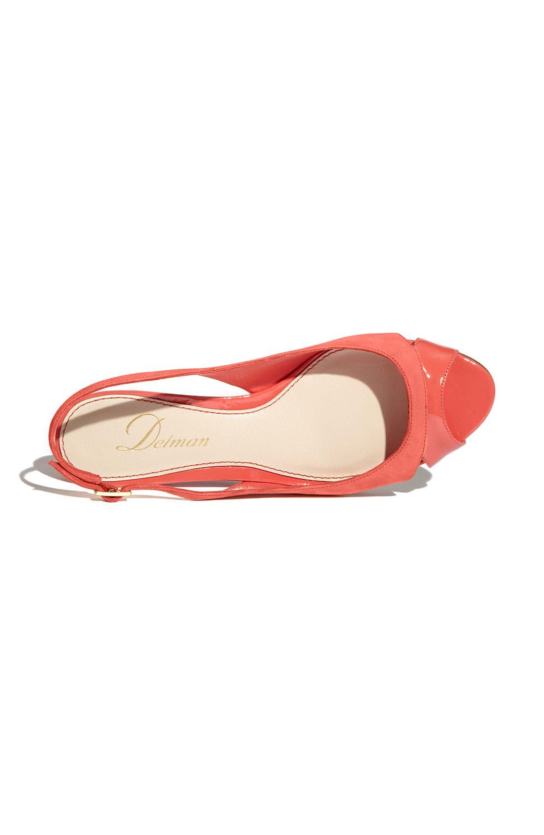 Alternate Image 3  - Delman 'Capri' Sandal