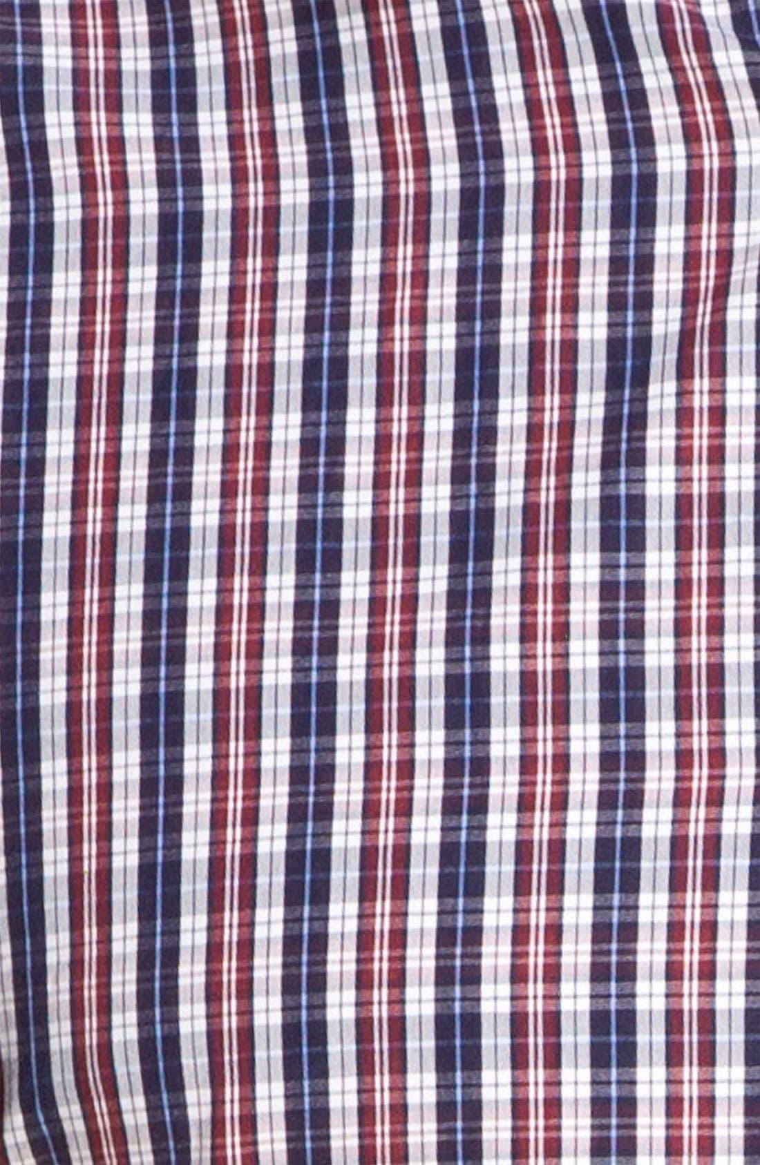 Alternate Image 3  - Dolce&Gabbana Plaid Sport Shirt