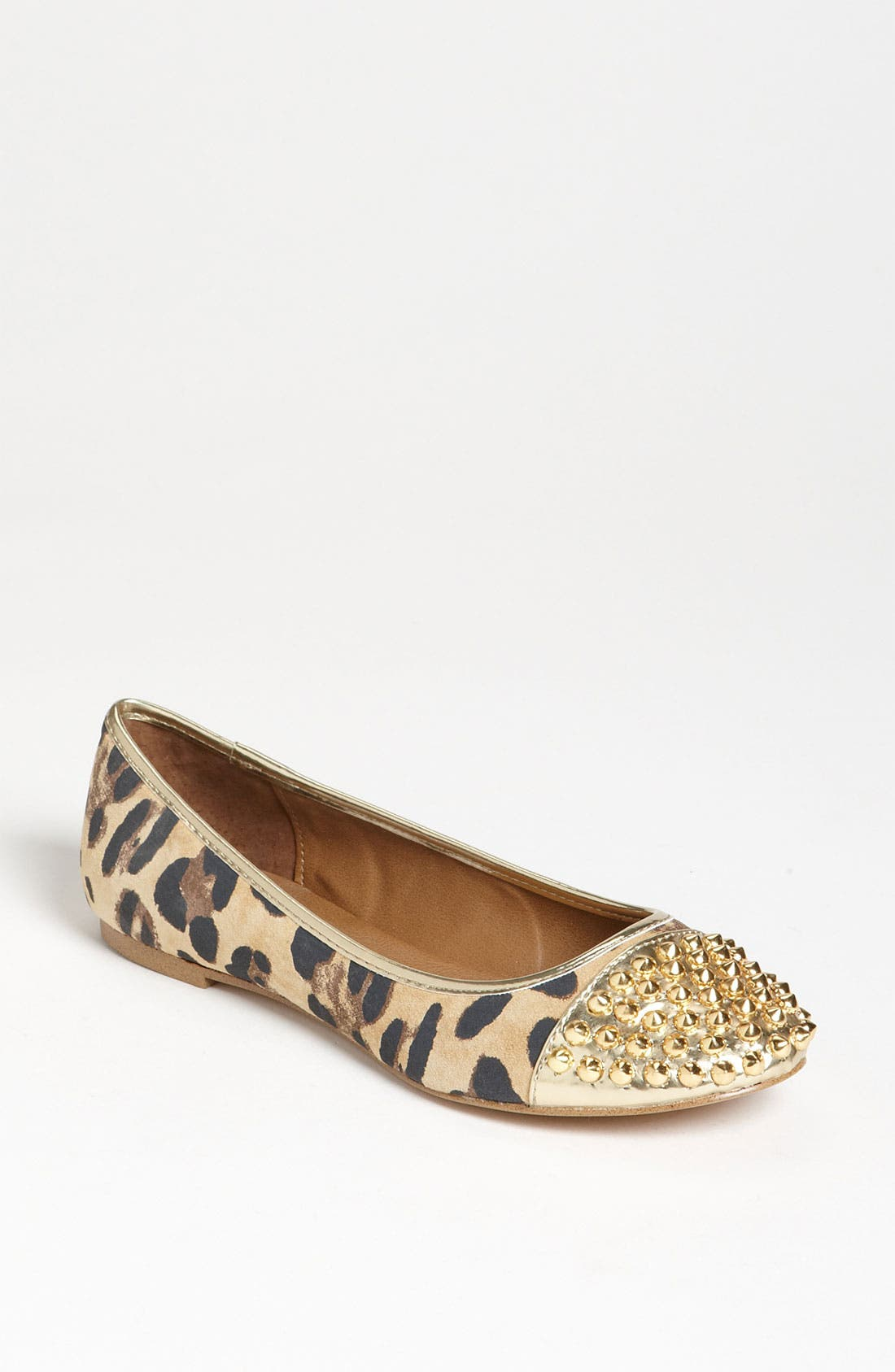 Alternate Image 1 Selected - Steve Madden 'Kimmmie' Flat