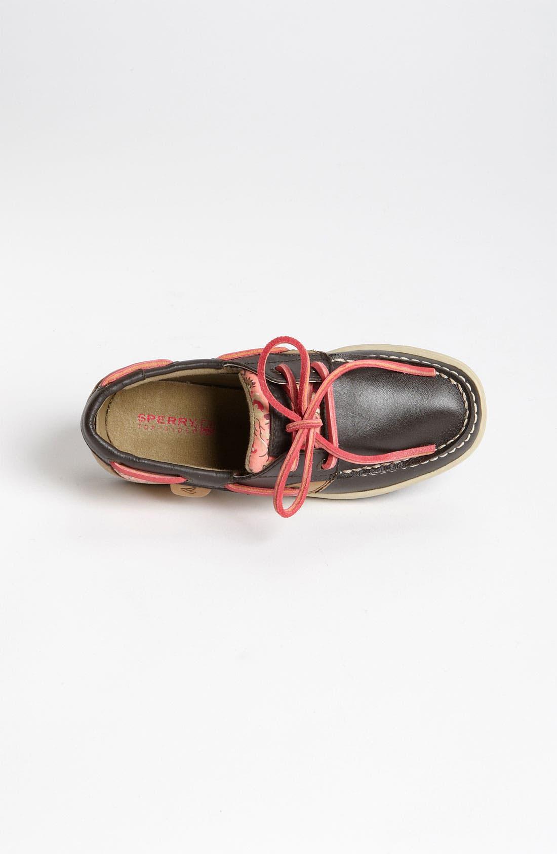 Alternate Image 3  - Sperry Top-Sider® 'Bluefish' Boat Shoe (Walker, Toddler & Little Kid)