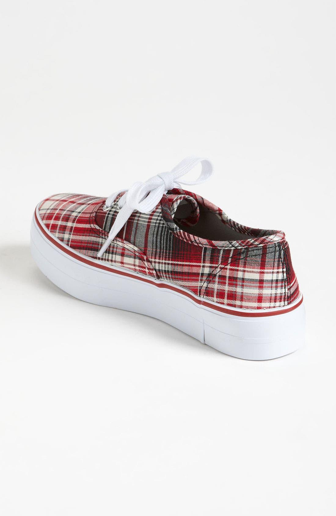 Alternate Image 2  - BC Footwear 'Double Down' Platform Sneaker