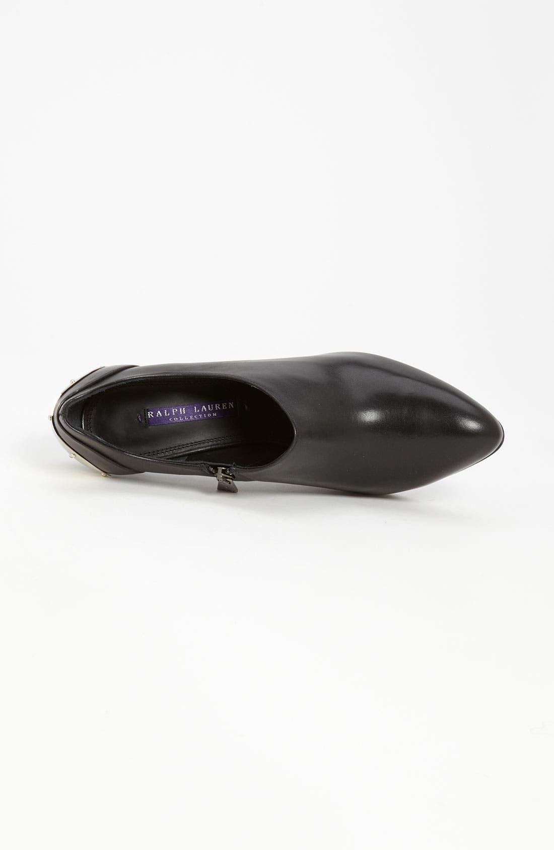 Alternate Image 3  - Ralph Lauren Collection 'Vimella' Bootie