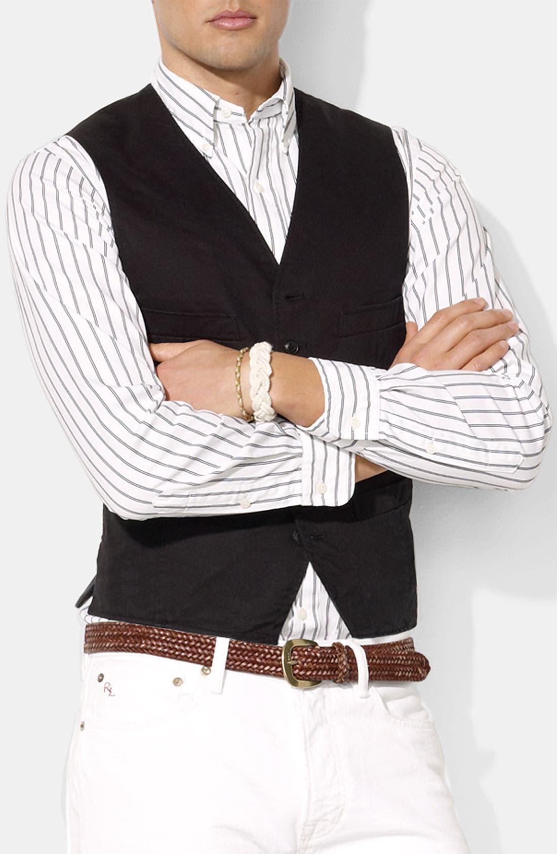 Main Image - Polo Ralph Lauren 'Leverett' Classic Fit Vest