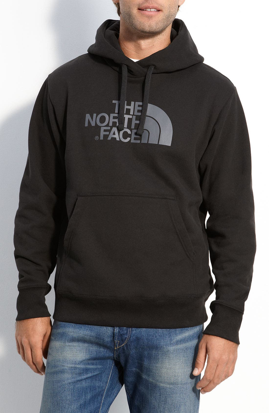 Alternate Image 1 Selected - The North Face 'Half Dome' Hooded Sweatshirt