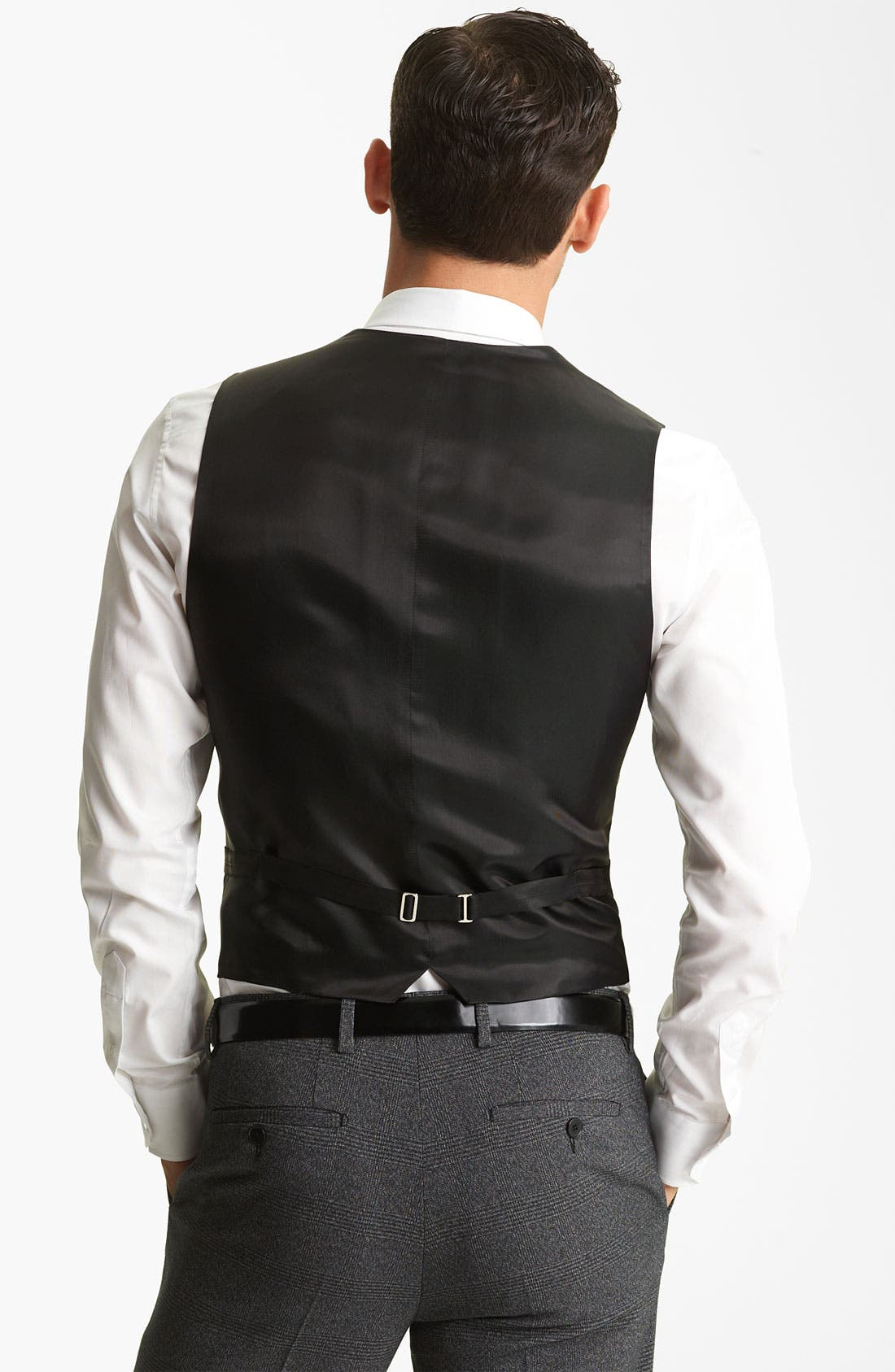 Alternate Image 6  - Dolce&Gabbana Three Piece Suit