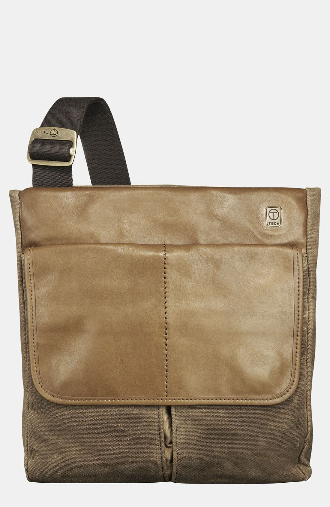 Main Image - T-Tech by Tumi 'Forge - Pueblo' Top Zip Flap Bag