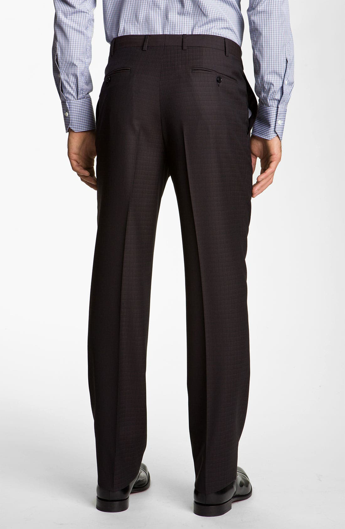 Alternate Image 5  - Canali Wool Suit