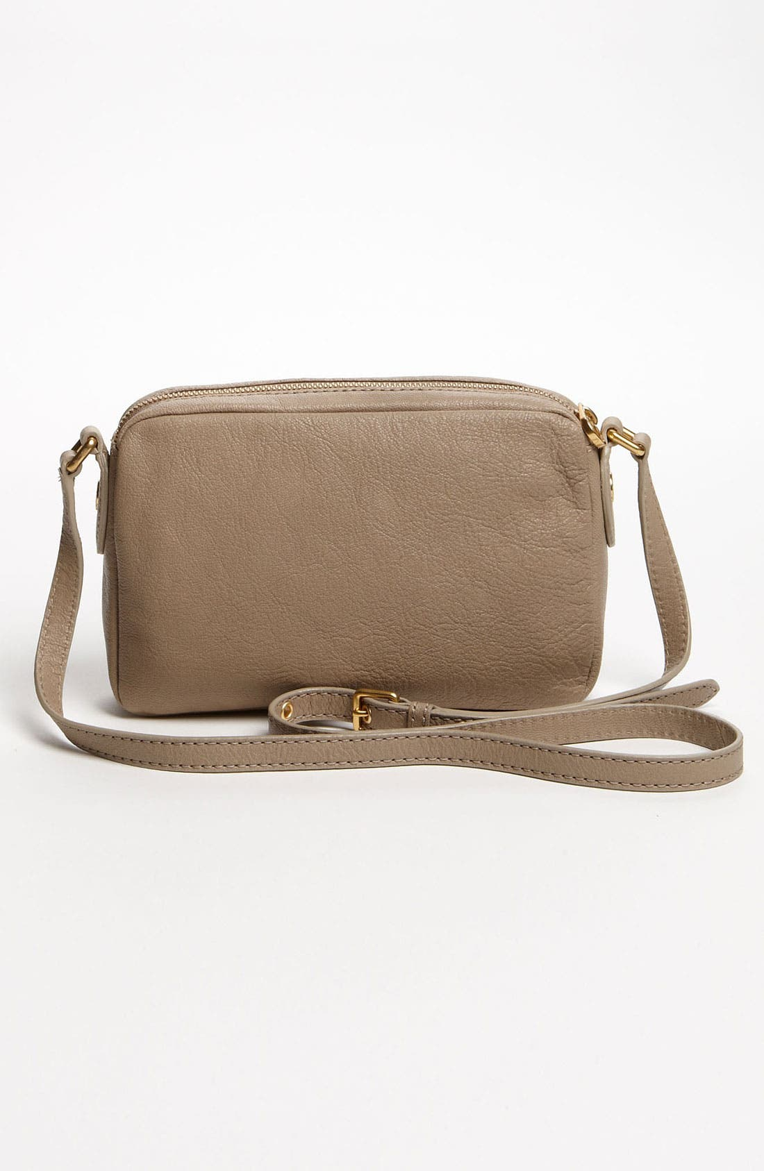 Alternate Image 4  - MARC BY MARC JACOBS 'Preppy - Camera' Leather Crossbody Bag