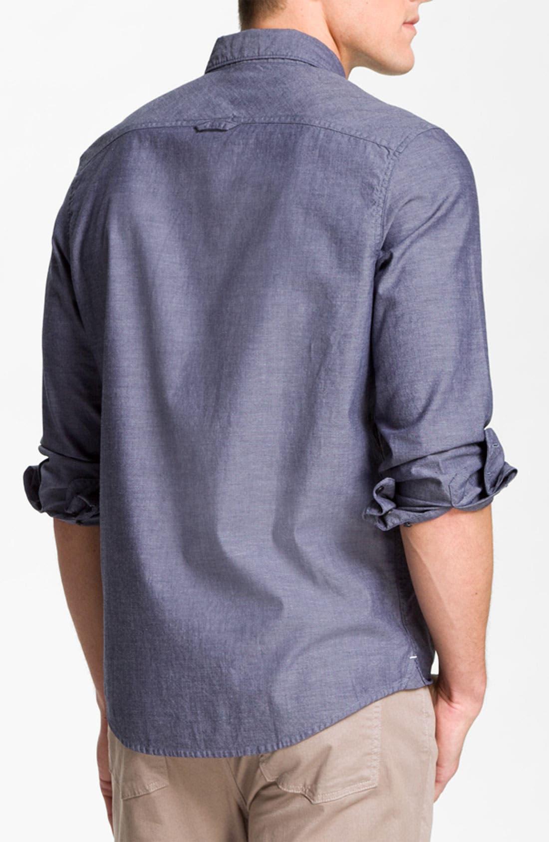 Alternate Image 2  - 1901 Oxford Shirt