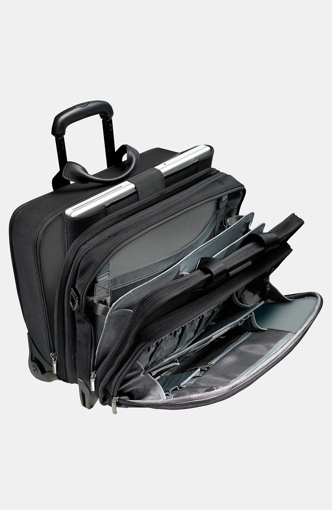 Alternate Image 2  - Briggs & Riley 'Work - Large' Expandable Rolling Briefcase