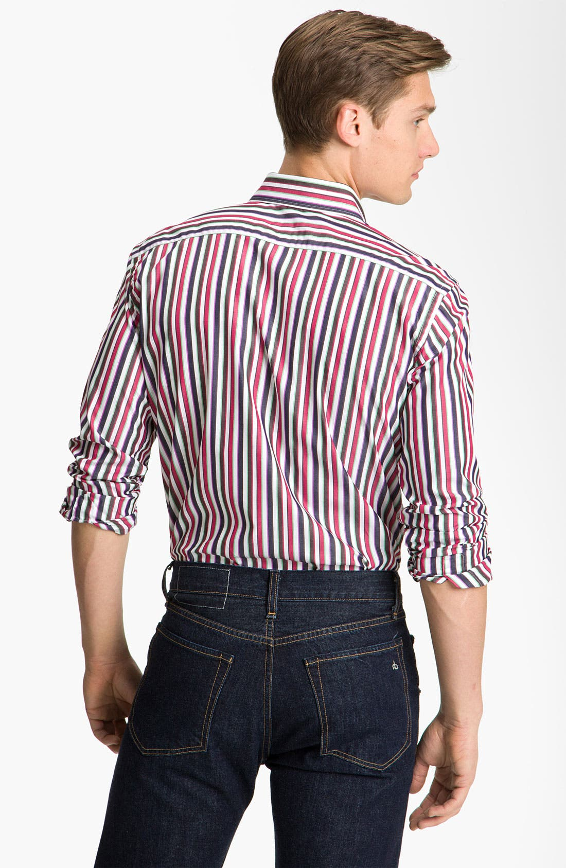 Alternate Image 2  - Etro Stripe Shirt