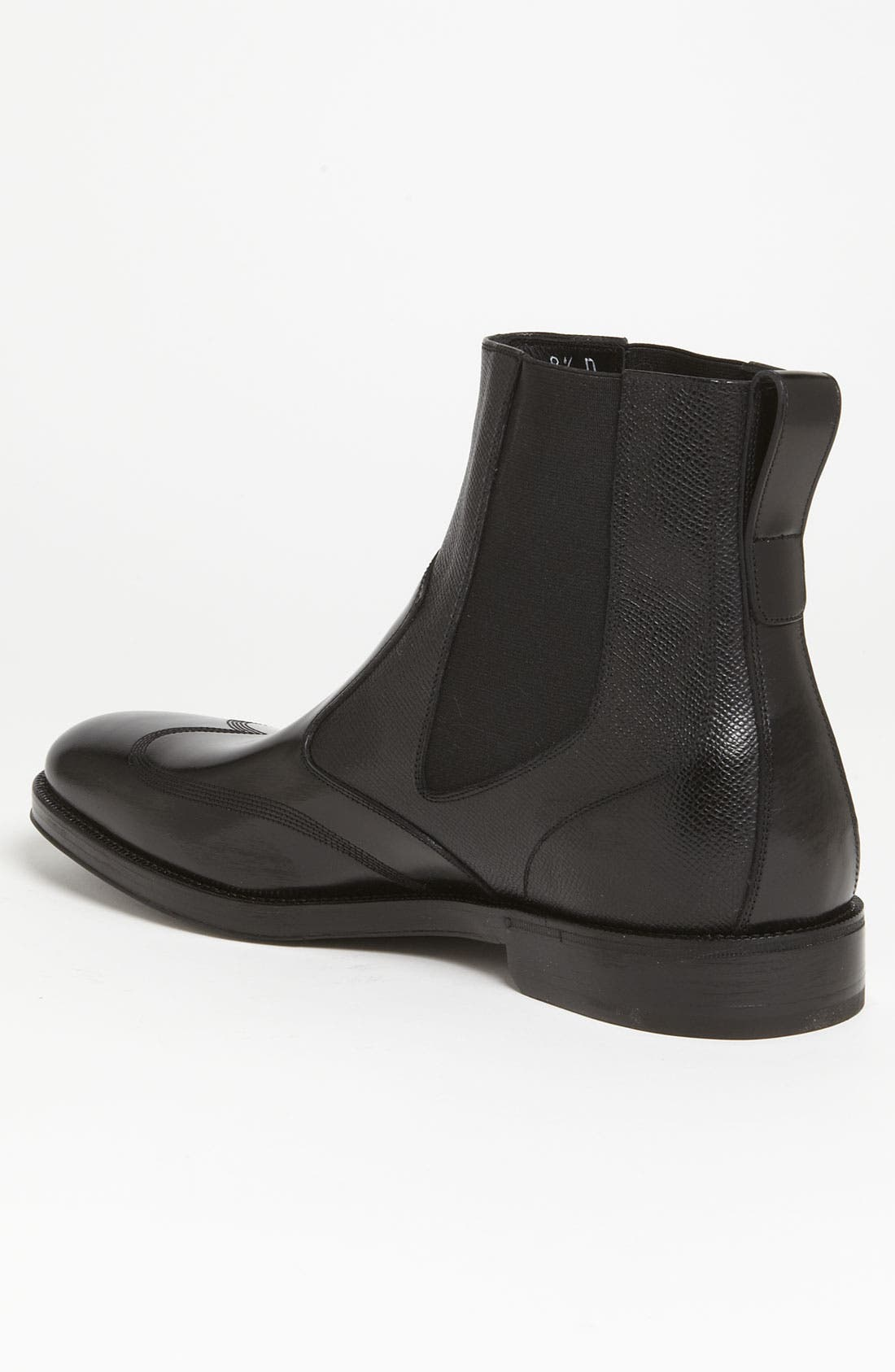 Alternate Image 2  - Salvatore Ferragamo 'Aritz' Wingtip Chelsea Boot