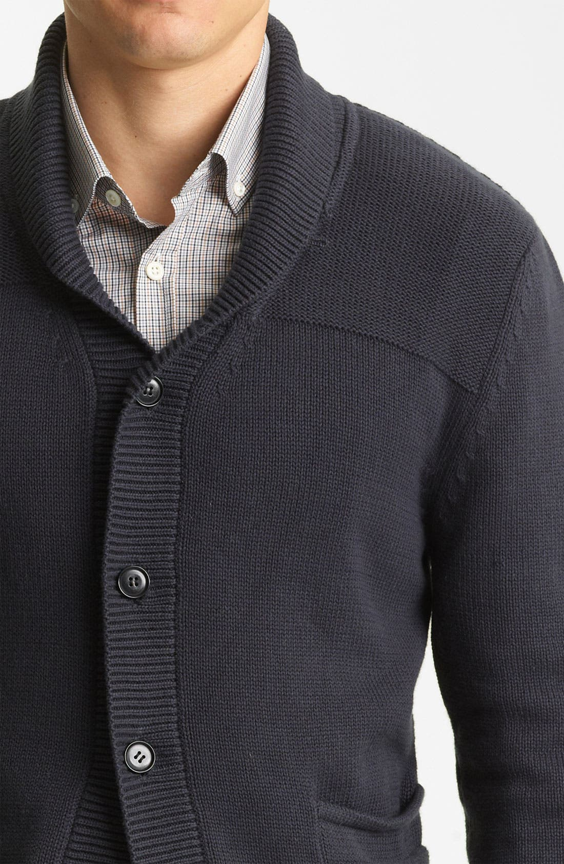 Alternate Image 2  - Billy Reid 'Berwick' Cotton Cardigan