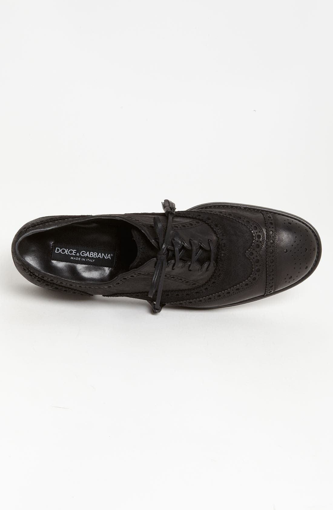 Alternate Image 3  - Dolce&Gabbana Wingtip