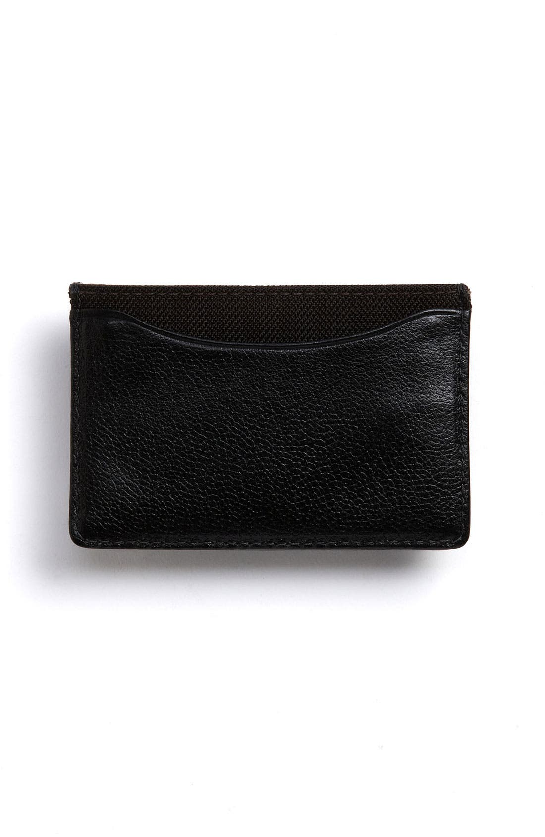 Alternate Image 2  - Jack Spade Credit Card Holder