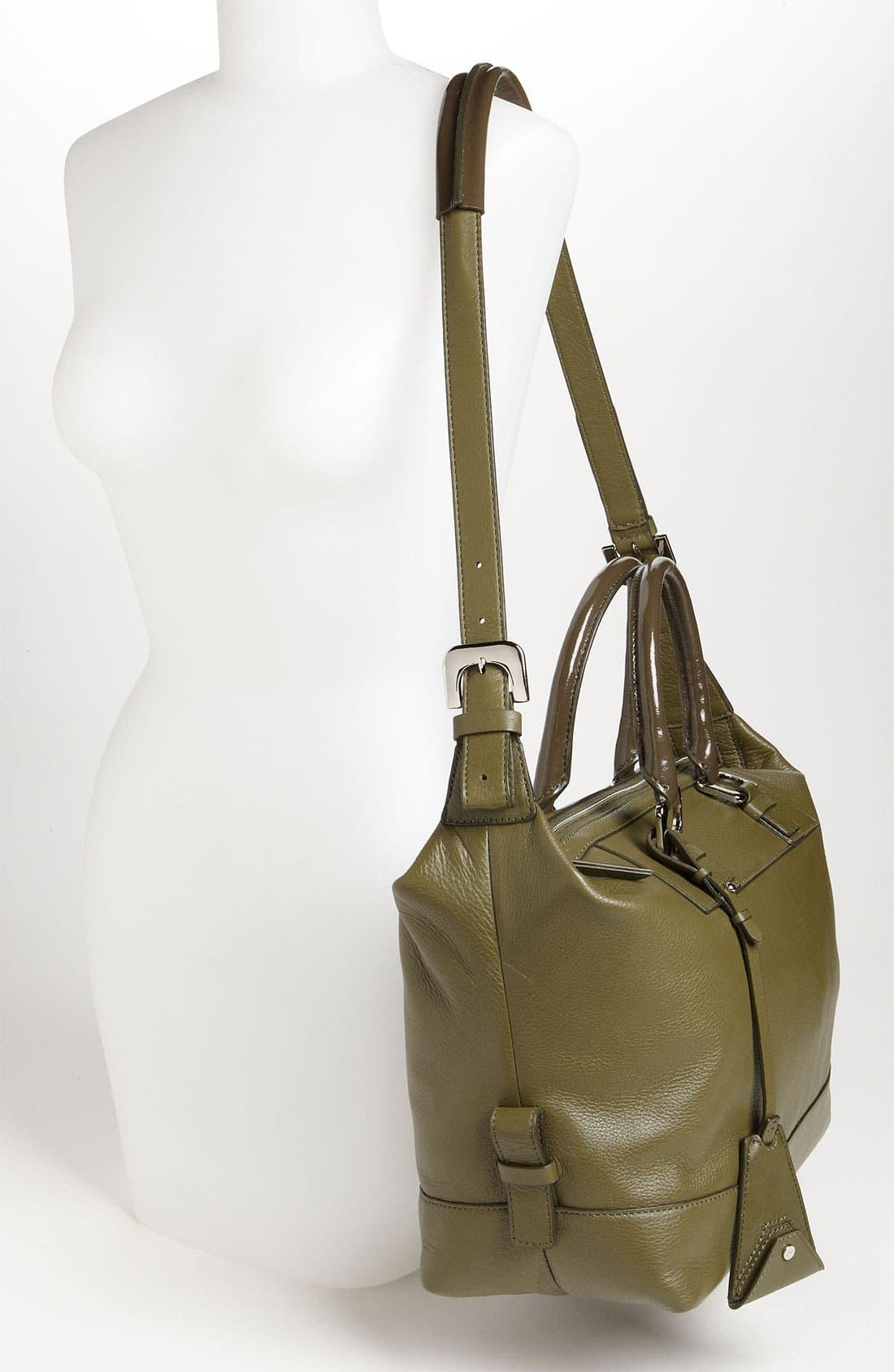 Alternate Image 2  - Diane von Furstenberg 'Drew' Leather Satchel