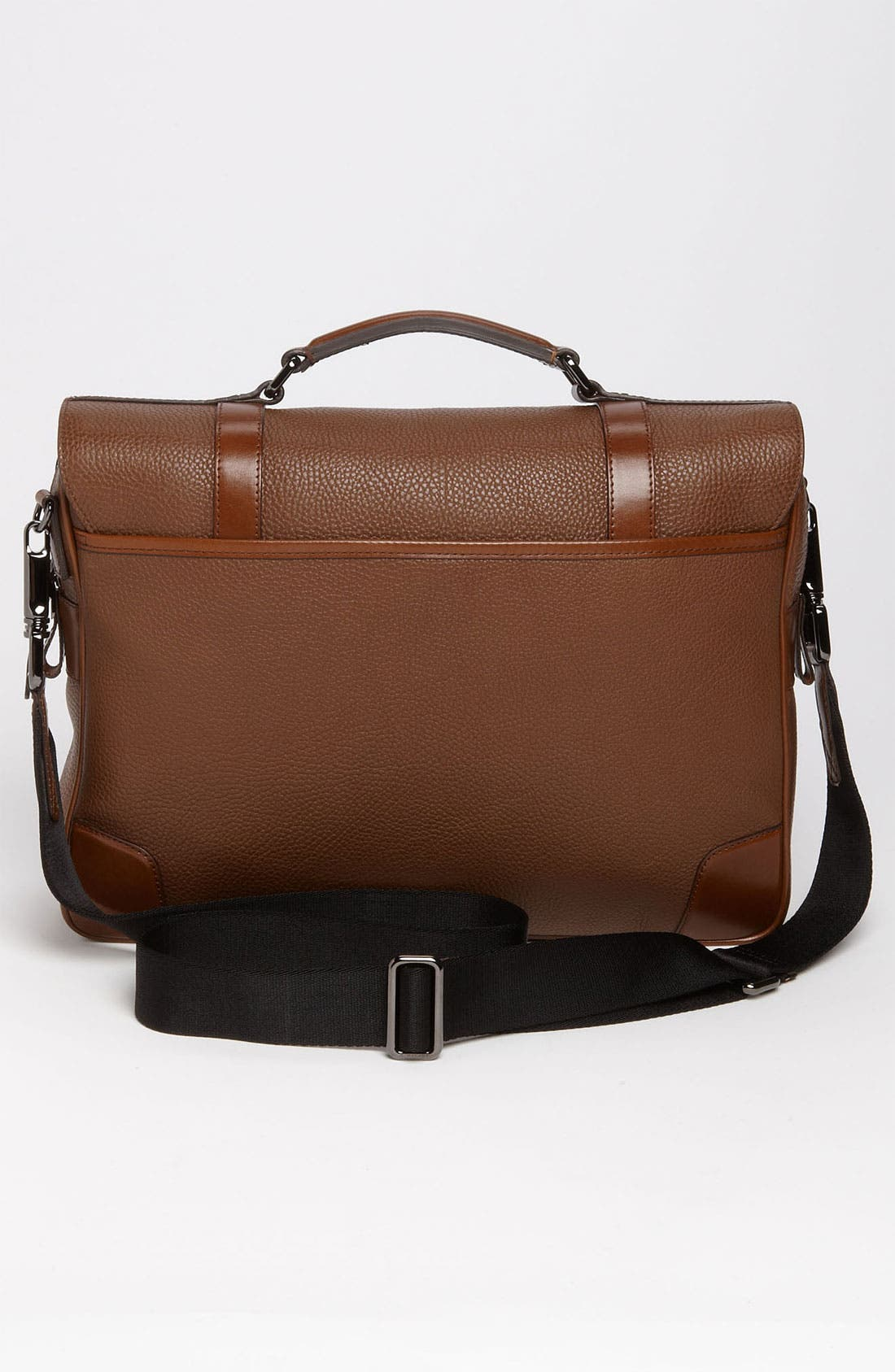 Alternate Image 2  - Burberry Pebbled Briefcase